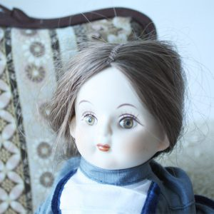 Коллекционная кукла Wupper