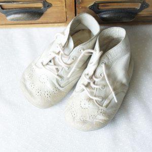 Детские ботиночки 50-х