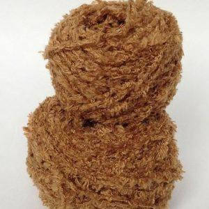 Пряжа для вязания (коричневый)