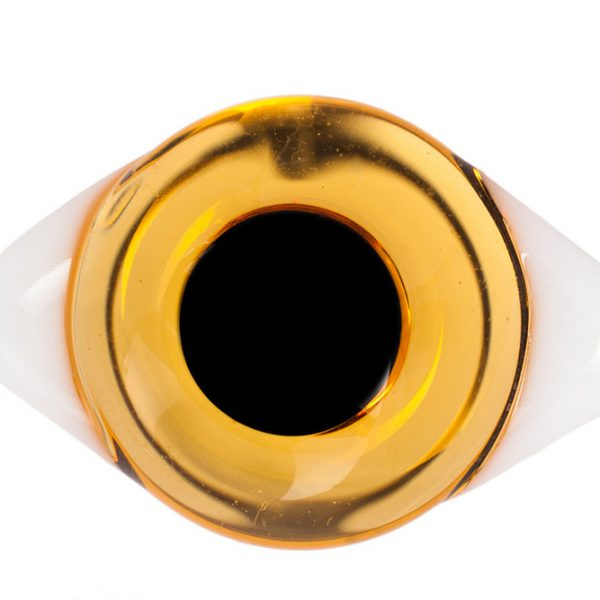 Глаза с белками Медовые