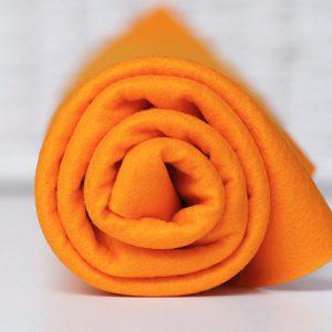 Фетр 18 Ярко-оранжевый