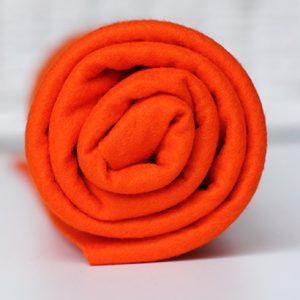 Фетр 20 Морковный яркий