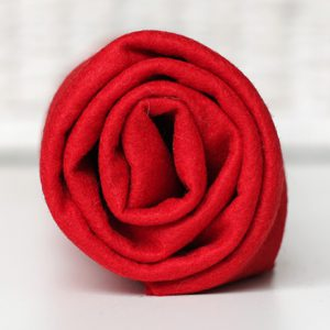 Фетр 23 Красный