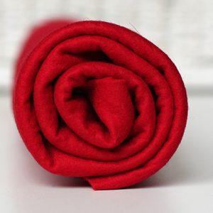 Фетр 24 Темно-красный