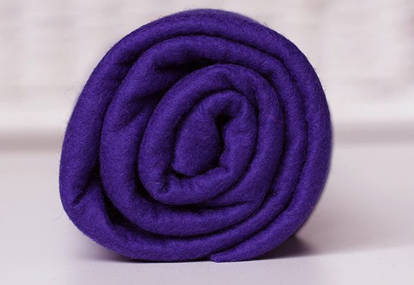 Фетр 41 Темно-фиолетовый