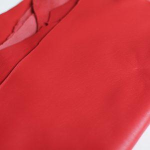Кожа натуральная K51 Красный
