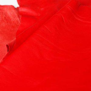 Кожа натуральная K55 Красный