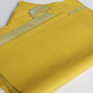 Кожа натуральная K80 Желтый