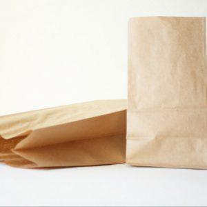 Крафт-пакет без ручки 30*15*9.4 см