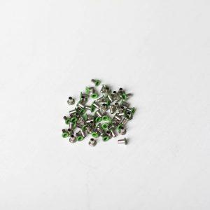 Люверсы 1.5 мм (зеленый)