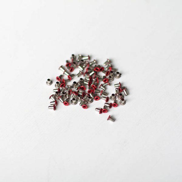 Люверсы 1.5 мм (красный)