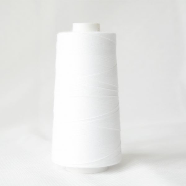 Нитки 100 ЛЛ 1000 м белый