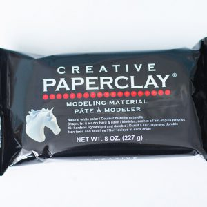 Полимерная глина Paperclay Creative/Паперклей