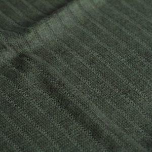Вязаный трикотаж 106 Темно-зеленый