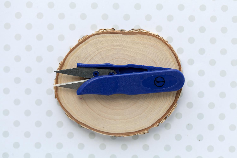 Ножницы для обрезки ниток 105 мм Gamma TC-100 – Мишкодел
