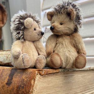 Hedgehog @domikteddy